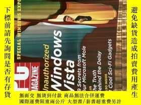 二手書博民逛書店PC罕見Magazine 2006年5月9日 英文個人電腦雜誌 可用樣板間道具雜誌Y14610