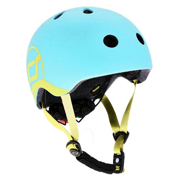 奧地利Scoot & Ride 安全帽 XXS(Asia)-藍莓[衛立兒生活館]