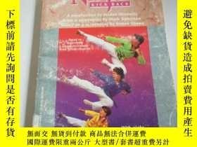 二手書博民逛書店3罕見NINJAS KICK BACK(英文)Y212829
