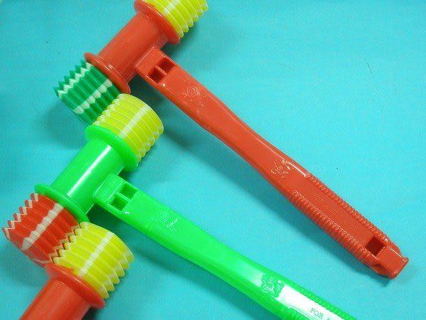 氣錘玩具 響捶玩具+附吹笛 MIT製 /一袋12支入{定20} 槌錘子榔頭 空氣槌子響聲 安全整人響捶 氣錘