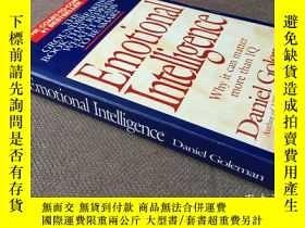二手書博民逛書店Emotional罕見Intelligence   情商 (英語