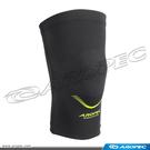 耐力強效護膝   COMP-E-KneePad-02-BK/LIME    【AROPEC】