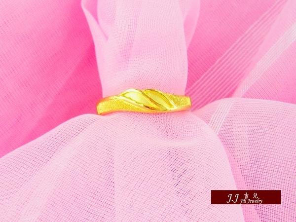 9999純金 黃金 戒指 圍繞 金飾 男女戒指 尾戒情人禮物 生日 送禮 推薦