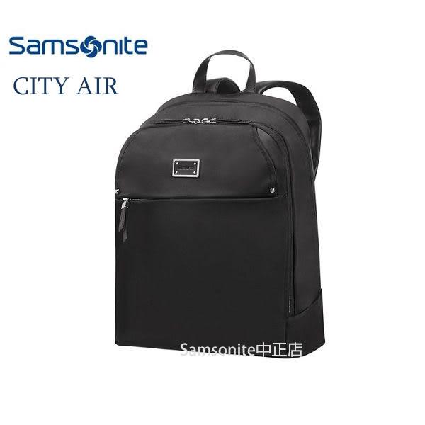 [佑昇]Samsonite 新秀麗 CITY AIR 22D 超輕量 多口袋分隔層 可放平板 舒服背帶 經典時尚後背包