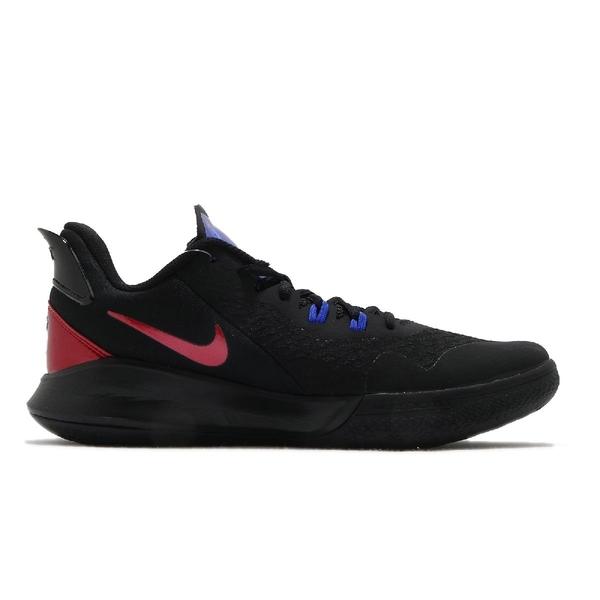Nike 籃球鞋 Mamba Fury EP 黑 藍 紅 Kobe 老大 男鞋 運動鞋 【ACS】 CK2088-004