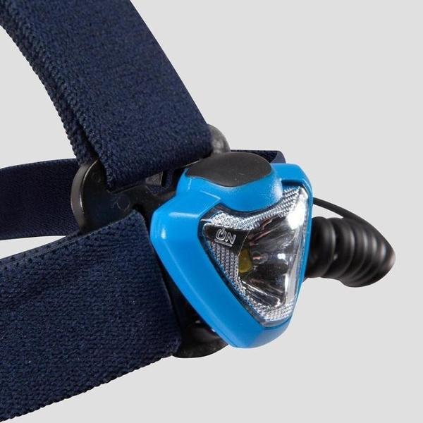 運動led頭燈戶外越野跑步專用防水釣魚/夜釣頭戴式強光RUNT 印巷家居