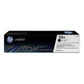 HP 惠普 CE310A NO.126A 黑色 原廠碳粉匣