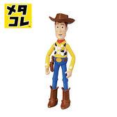 【日本正版】Metacolle 合金人偶 胡迪 掌上人偶 模型 玩具總動員4 皮克斯 迪士尼 - 129691