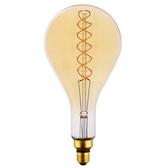 水滴造型燈絲燈泡 8W 型號SW-PS160S-2200K E27型燈頭