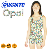 OLYMATE Opal 休閒版女性四角泳裝