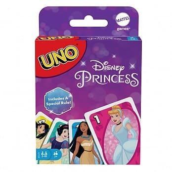 『高雄龐奇桌遊』 UNO 迪士尼公主 正版桌上遊戲專賣店