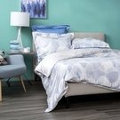 溡旅天絲床包枕套組特大