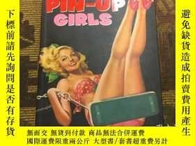 二手書博民逛書店1000罕見Pin-Up Girls 1000幅海報女郎,200