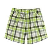 『小鱷魚童裝』格紋短褲(02號~06號)555692