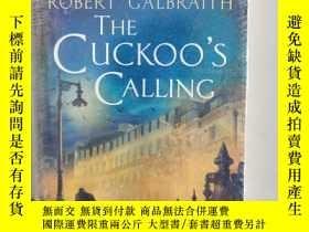 二手書博民逛書店(罕見) The Cuckoo s Calling 9781408704004Y222491 Robert G