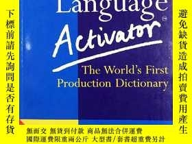 二手書博民逛書店一版一印罕見Longman Dictionary Longman