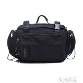 超值進口防水風衣料輕便多功能單肩包斜背手提包袋男女包相機包  【快速出貨】