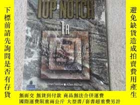 二手書博民逛書店Top罕見Notch 1A ( Book & CD-ROM )