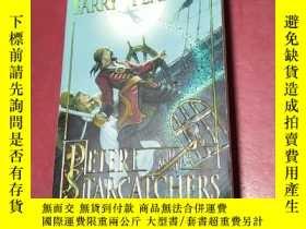 二手書博民逛書店peter罕見and the starcatchersY8088