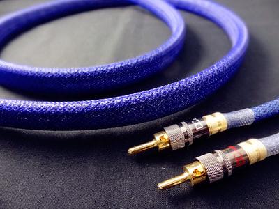 針對人聲平衡傳輸《名展影音》 DC Cable 熱心T-1 銅導體喇叭線 3M一對(Three Hearts 系列)
