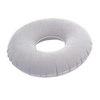 萊禮 充氣減壓坐墊,直徑46公分 (圓型/單件) 材質PVC+絨布,SU-8202【杏一】