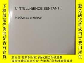 二手書博民逛書店L intelligence罕見sentante : intel