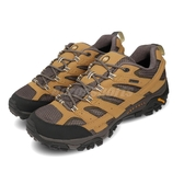 Merrell 戶外鞋 Moab 2 GTX 褐 灰 男鞋 Vibram 大底 低筒 健行 登山鞋【ACS】 ML033339