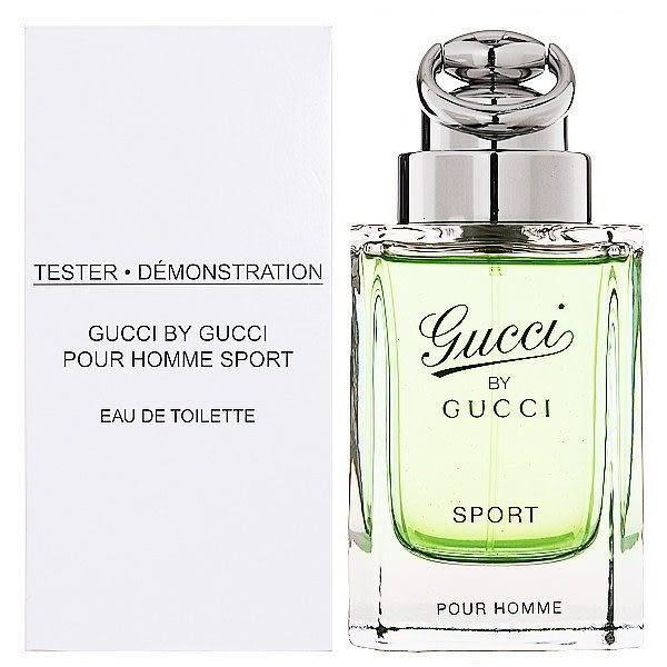 ※薇維香水美妝※GUCCI by Sport Pour Homme 運動男性淡香水 90ml TESTER