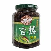 《好客-鴻旗農場》香樁拌醬,390g/ 瓶_A022002