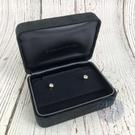 BRAND楓月 TIFFANY&CO. 蒂芬妮 單邊0.2CT K18玫瑰金 鑲鑽 鑽石 耳環