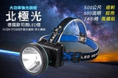 德國歐司朗LED超亮遠射頭燈LED-810