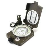 MUXINCAMP戶外美式多功能指南針車載指北針地質羅盤儀