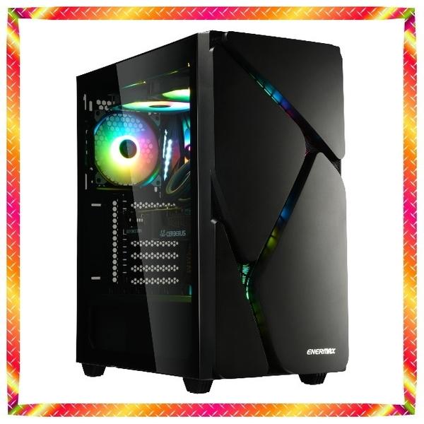 微星旗艦 水冷i9-10900K 16GB記憶體RX 6800 XT極致工藝ARGB電腦