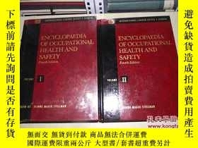 二手書博民逛書店ENCYCLOPAEDIA罕見OF OCCUPATIONAL H