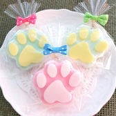 婚禮小物-可愛熊掌手工皂