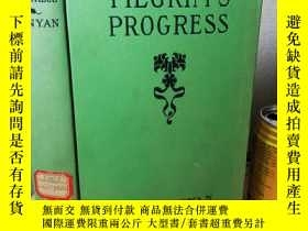 二手書博民逛書店THE罕見PILGRIM S PROGRESS 21X14CMY277653 BUNYAN GROSSET