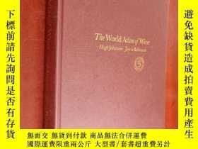 二手書博民逛書店The罕見World Atlas of Wine 5th EditionY177301 Hugh Johnso
