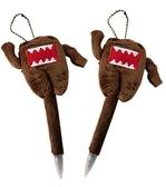 【卡漫城】 多摩君 造形 原子筆 單支售 ㊣版 Domo Kun 藍筆 公仔 玩偶 附珠鍊 造型筆 隨兒筆 吊飾