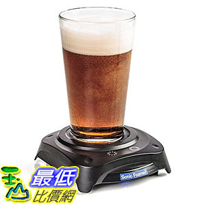 [106美國直購] 啤酒飲料可樂汽水泡沫製造器   Sonic Foamer, Beer Head Enhancer, As Seen on The Tonight Show