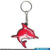 3D 立體造型鑰匙圈~鯊魚       K-32    【AROPEC】