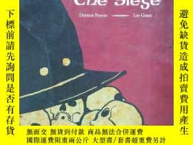 二手書博民逛書店Curse罕見of Cromwell: The Siege