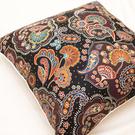 限量方抱枕 繽紛北歐  100%復古純棉 極日風 台灣製造 棉床本舖