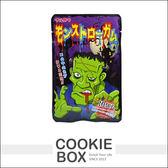 日本 丸川 怪物  口香糖 47g 變色 可樂 蘇打 *餅乾盒子*