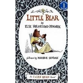〈汪培珽英文書單〉An I Can Read系列 LITTLE BEAR / L1