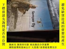 二手書博民逛書店IHS罕見Janes INTERNATIONAL DEFENCE