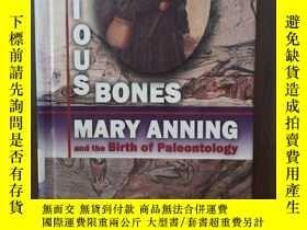 二手書博民逛書店Curious罕見Bones Mary Anning And The Birth Of Paleontology