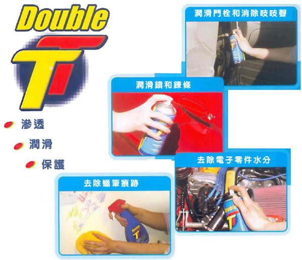 CarPlan卡派爾 Double TT 滲透式防鏽保護潤滑油