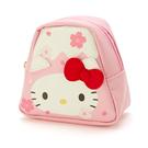 【震撼精品百貨】Hello Kitty 凱蒂貓~三麗鷗 KITTY化妝包/收納包-富士山#33330