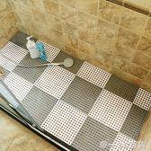 浴室防滑墊衛生間拼接墊大號洗手間廁所隔水腳墊地淋浴房洗澡墊子  【帝一3C旗艦】