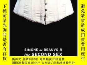 二手書博民逛書店[英文]波伏娃《第二性》The罕見Second SexY169321 Simone de Beauvoir ,